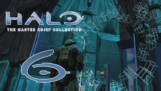 Halo: Combat Evolved Anniversary - Mission 4 (The Silent Cartographer)