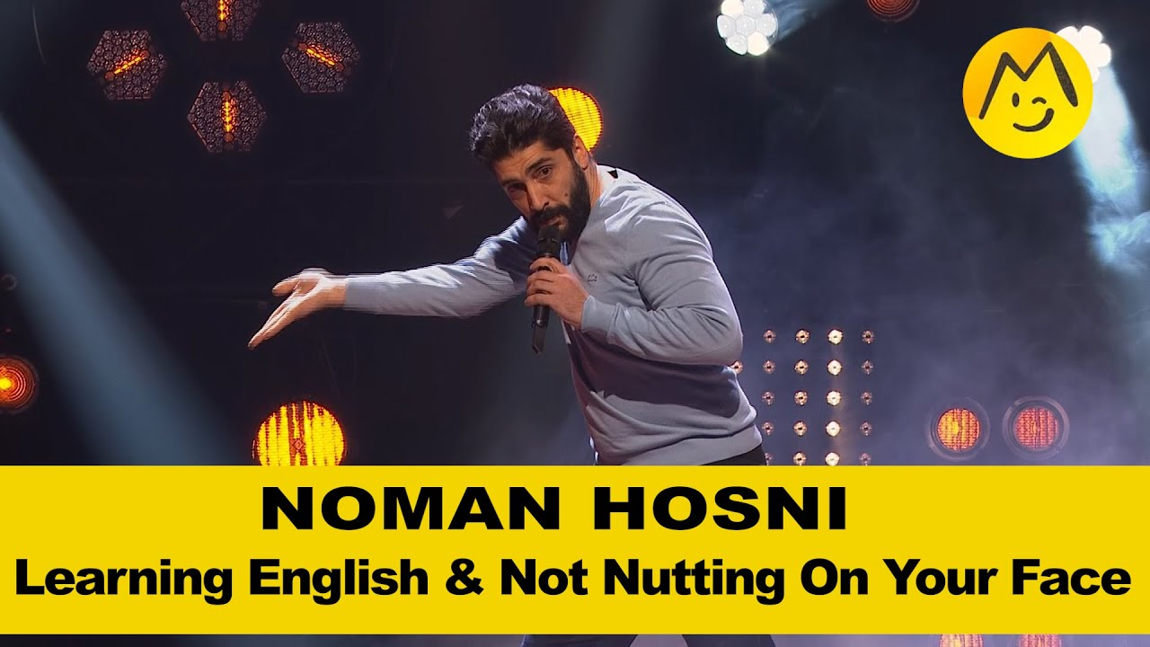 NOT NUTTING ON YOUR FACE - NOMAN HOSNI