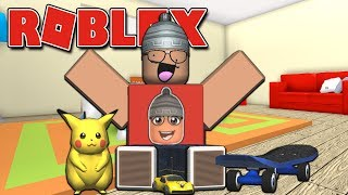 ROBLOX-CONFERRING NEW TOYS (MeepCity)