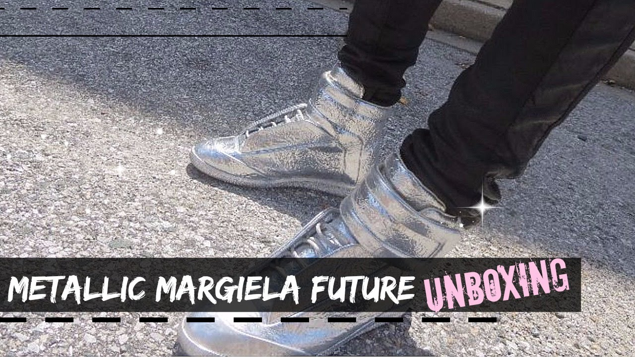 66483b73d5f8 Margiela Future Unboxing Try On   On Feet - YouTube