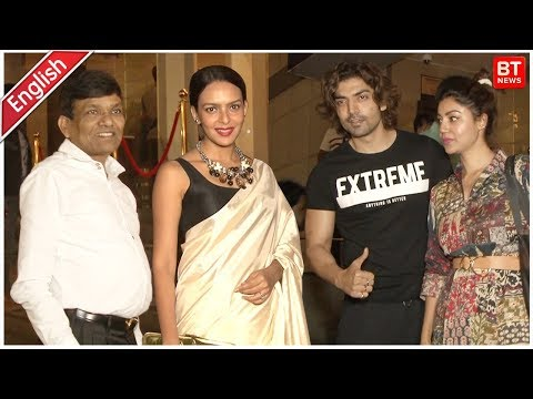 Bhaiaji Superhit Movie Special Screening Sunny Deol Arshad