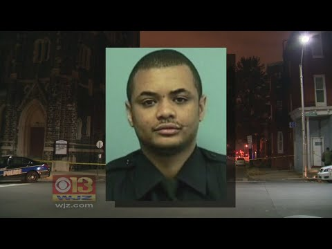 Baltimore Community Prays For Slain Detective; Murder Remains Unsolved