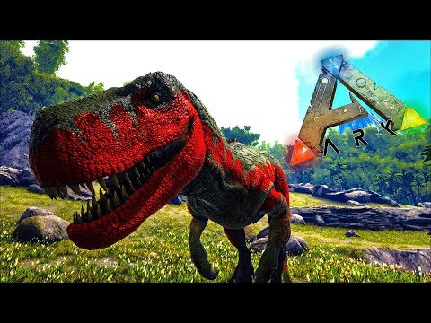 ДЬЯВОЛ ОСТРОВА! НОВЫЕ ДИНО ЧАСТЬ 2 -  ADDITIONAL CREATURES 2 - ОБЗОР МОДА ► Ark: Survival Evolved