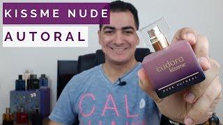 Confira tudo sobre o perfume Kissme Nude Autoral, da casa Eudora. E...
