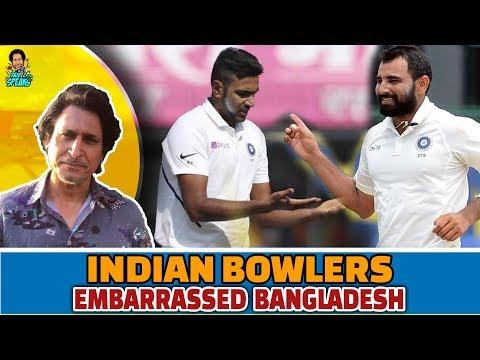 Shami, Ashwin Star Again | Bangladesh Blown Away