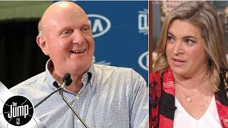 Clippers need to go all the way and re-brand the team – Ramona Shelburne | The Jump