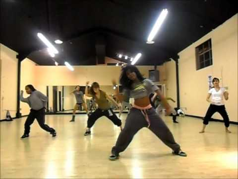 "Ana Ogbueze Aaliyah ""Are You That Somebody"" Music Video Mix Dance Class @ StudioRUSH"