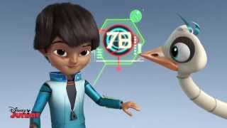 #MilesFromTomorrow - Messages From Miles - 78 - Official Disney Junior UK HD