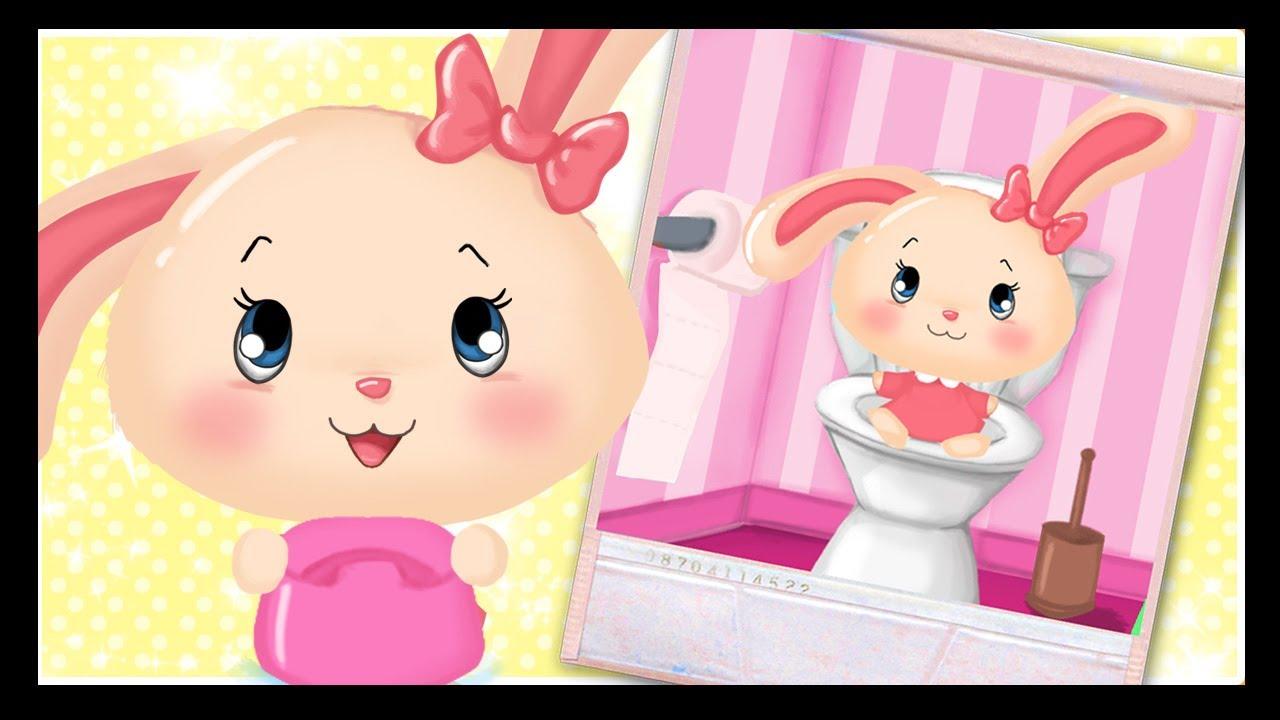 Initier Bébé Au Pot apprentissage de la propreté - dessin animé titounis