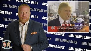 Even on 9/11 Donald Trump Couldn't Resist Bragging About Himself - #DollemoreDaily