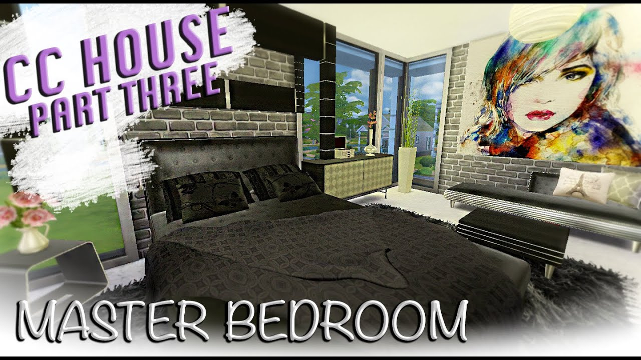sims 3 master bedroom the sims 4 cc modern terrace part 3 master bedroom 17072