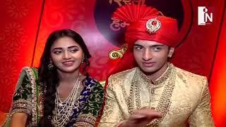 Tejaswi Prakash and Rohit Suchanti talk about 'Rishta Likhenge Hum Naya'