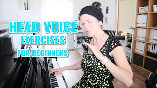 HEAD VOICE EXERCISES FOR BEGINNERS