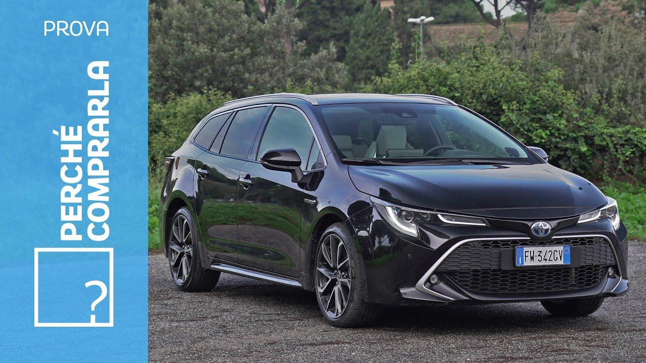 Toyota Corolla Touring Sports (2020) | Perché comprarla... e perché no