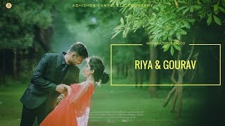 Gourav & Riya | Pre Wedding Video | Abhishek Sanyal Clickography