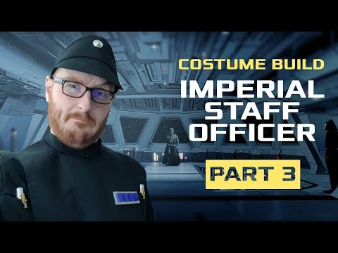 Imperial Staff Officer Build Pt 3: Rank Badge and Accessories
