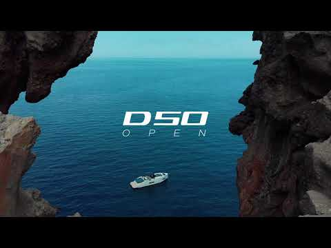 D50 Open, the most powerful navigation to date