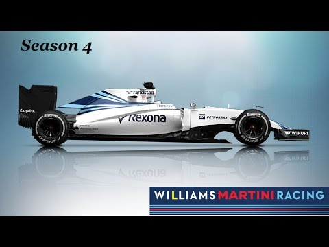 F1 2016 / Career Mode / Legend Ai / Williams S4 / R1 Australia Melbourne 2016 10 06