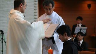聖アウグスチノ修道会 日本分管区 荘厳誓願式