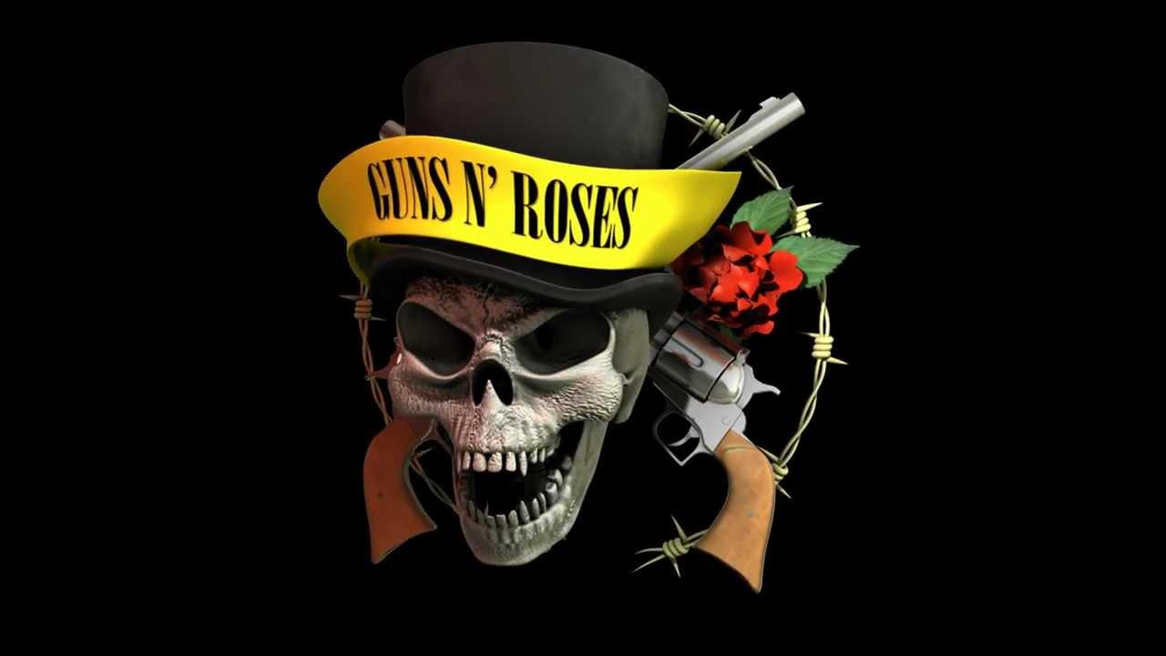 3d maya guns n roses logo rotation youtube altavistaventures Gallery