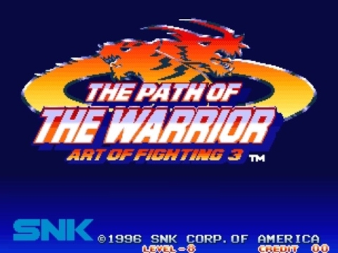 [TAS] Art Of Fighting 3: The Path Of The Warrior - Ryo