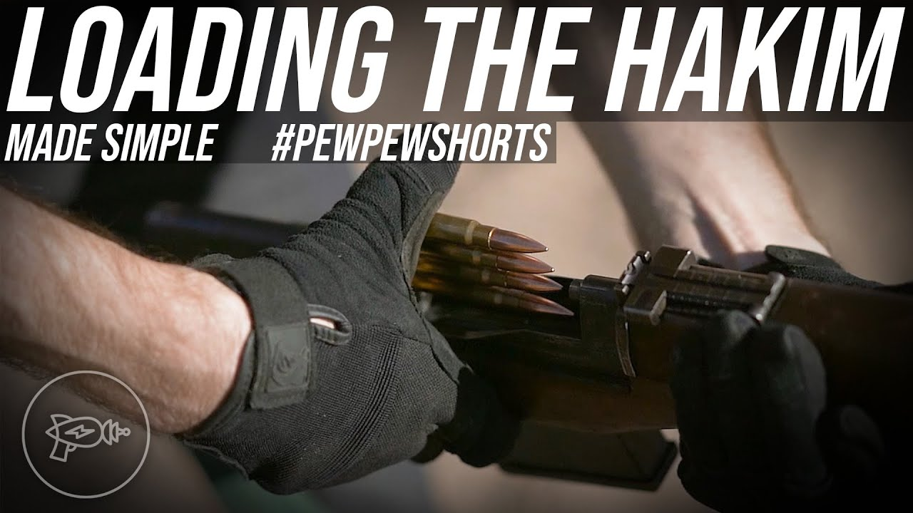 Loading the Hakim Made Simple! 😎 [Pew Pew Shorts]