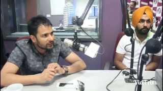 interview of Amrinder gill and Ammy virk With Rj Jassi   angrez