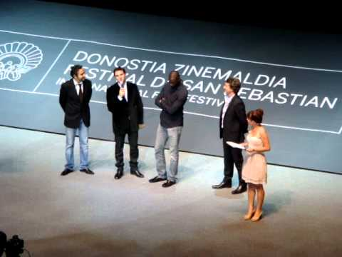 Intouchables (Intocable) - Première - San Sebastian Film Festival 2011