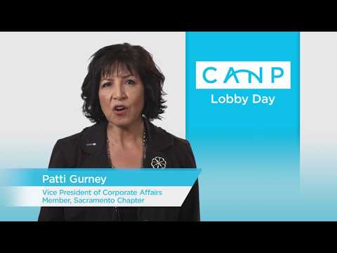 Join CANP at our 2018 Lobby Day in Sacramento, CA!
