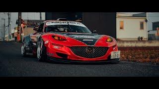 Miyoshi Racing Paddock Okayama | 4K