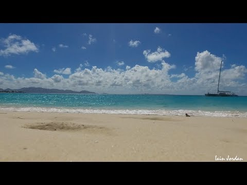 Rendezvous Bay Anguilla Aerial Filming