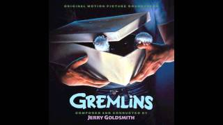 Jerry Goldsmith-Gremlins-The Gremlin Rag (Full Version)