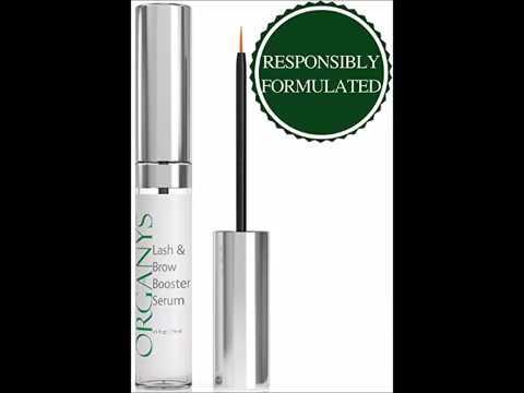 d0941f4bd3b Organys Eyelash & Eyebrow Growth Serum High Potency Grows Longer, Fuller,  Thicker Lashes & Brows in