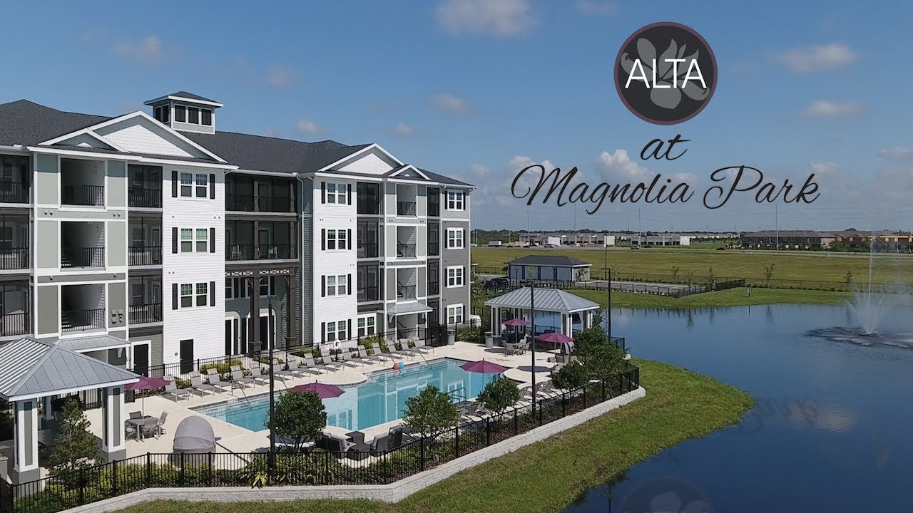 Magnolia Park Apartments Riverview Fl