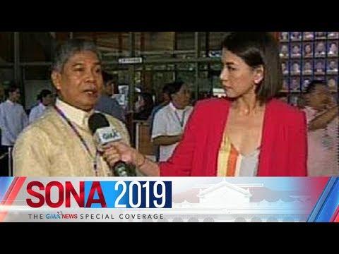 UB: Paghahanda sa ikaapat na SONA ni Pangulong Duterte
