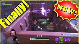 NEW Burst Assault Rifle Search / GiveAway 3k subs / Fortnite