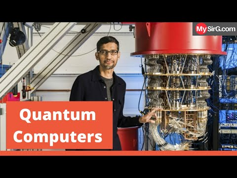 Quantum Computers – Explained | MySirG.com