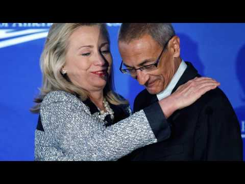 Hillary Clinton, John Podesta, and the WikiLeaks UFO Emails