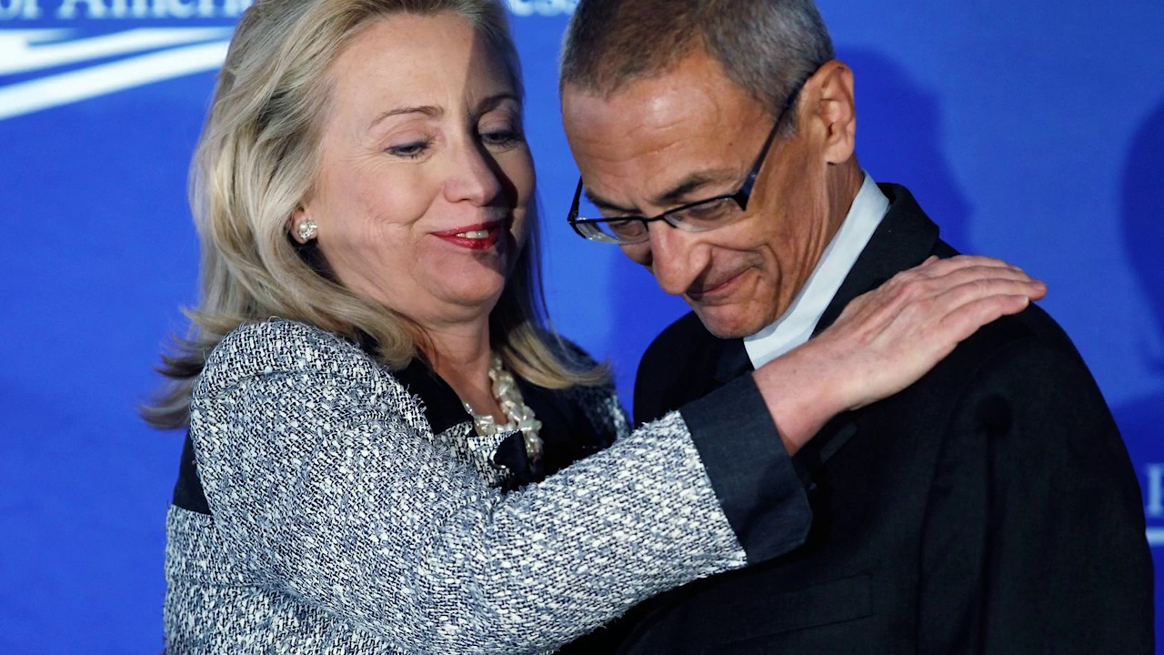 John Podesta, HRC and the WikiLeaks UFO Emails