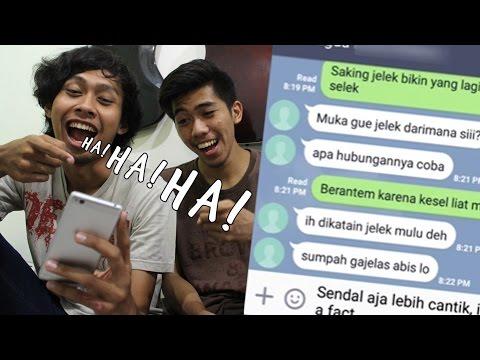 Text PRANK MANTAN Pake Lagu 'GAPAPA JELEK YANG PENTING SOMBONG' | SONG PRANK LYRIC (GONE WRONG)
