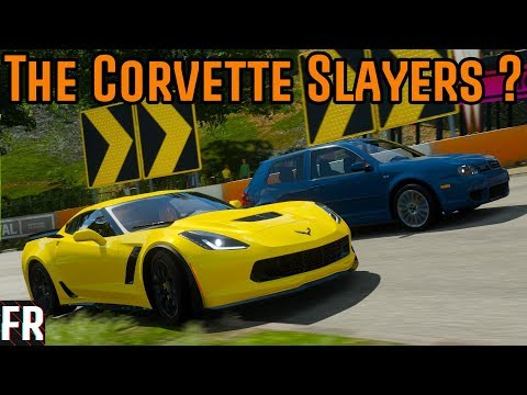 Forza Horizon 4 - The Corvette Slayers ? thumbnail