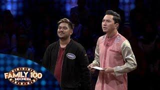 Berhasilkah Abdul mengumpulkan 200 poin di Bonus Round? – PART 4 – Family 100 Indonesia