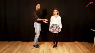 Anas & Kamila - Salsa Dance | Manhattan @Home