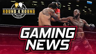 Round 4 Round Boxing: MORE GRAPHICS REVEALED! (Round 4 Round Boxing News)