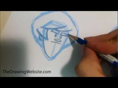 The Secret of Tracing Like a Pro – Basic Under Drawing TechniquesThe