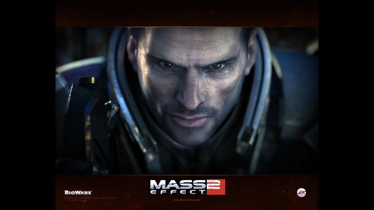 Mass Effect 3 #8212; Happy Ending (альтернативная концовка)
