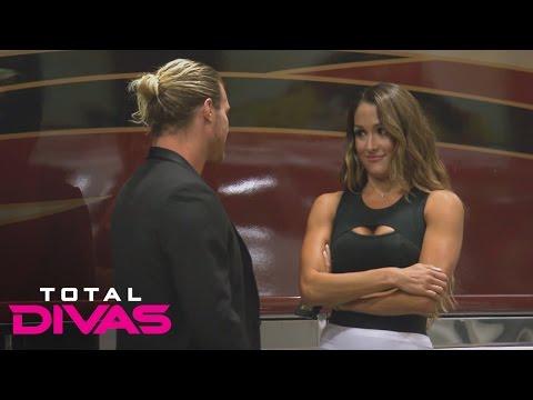 Dolph Ziggler admits he still has feelings for Nikki Bella: Total Divas, September 29, 2015