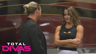 Dolph Ziggler admits he still has feelings for Nikki Bella: Total Divas, September 29, 2015