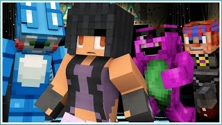 Minecraft Five Night's at Freddy's Hide n' Seek | Kissing Goat