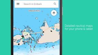 C-MAP EMBARK: Nautical Maps, Made Simple thumbnail